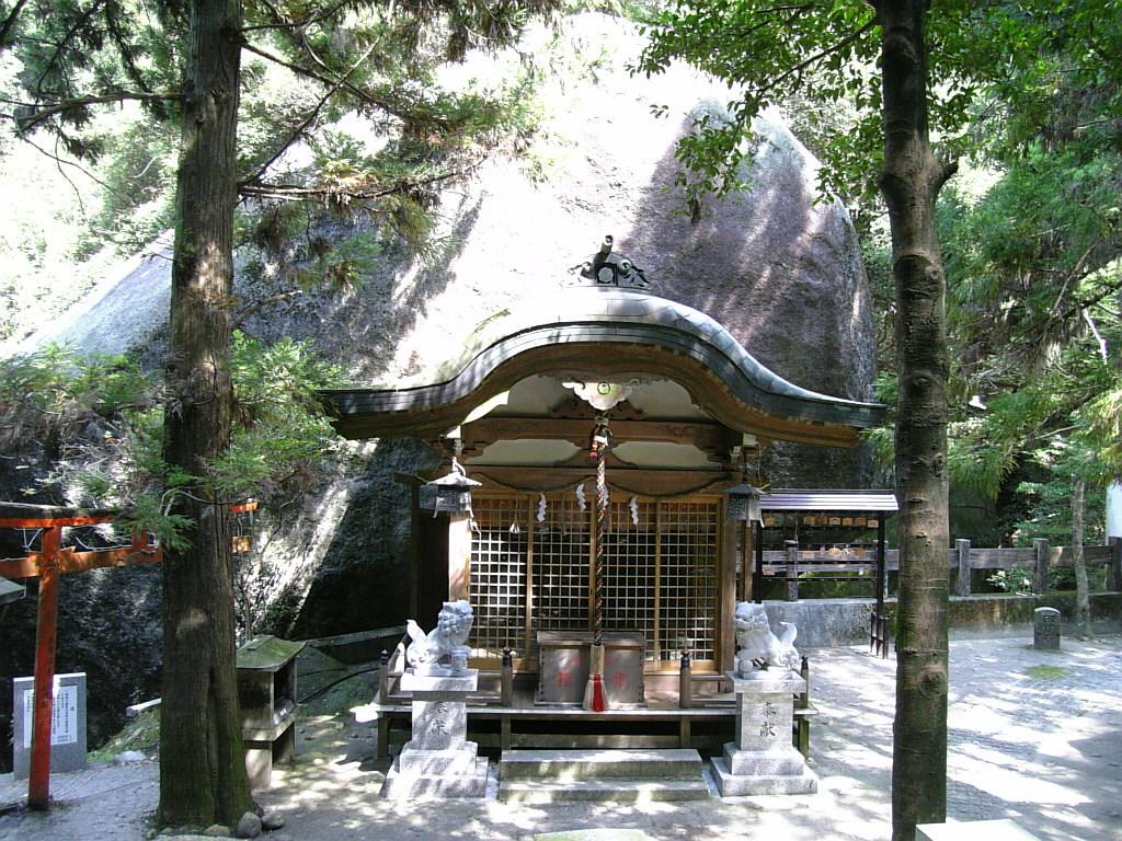 パワースポット【関西】 大自然の癒しならココ!磐船神社